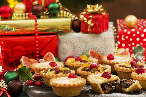 Ship Inn Christmas Day Mince Pies