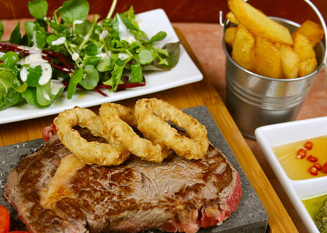 Best Black Rock Grill Steak East Devon Family Pub Axmouth